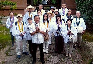 先達と巡る四国八十八か所霊場